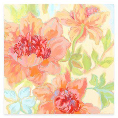 Fresh Bloom III Canvas Wall Art