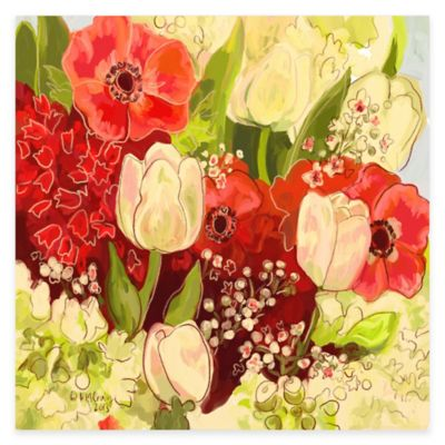 Garden Bouquet II Canvas Wall Art