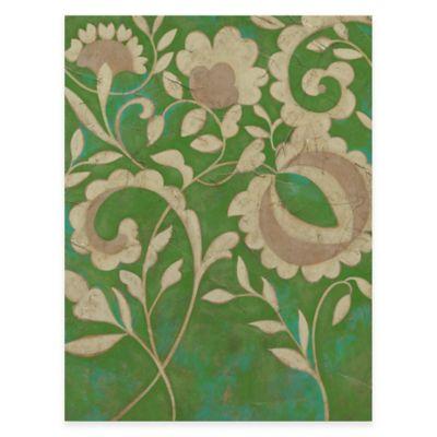 Flourishing Vine I Canvas Wall Art