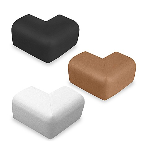 Kidkusion soft corner cushions package of 4 www for Furniture guard