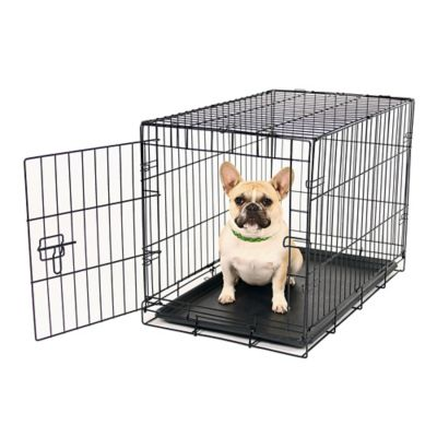 Carlson Secure and Compact Single-Door Small Dog Crate