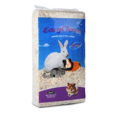 Easy Clean 25-Liter Small Animal Pet Aspen Bedding in Beige