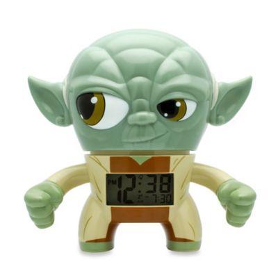 Star Wars™ Yoda Bulb Botz Alarm Clock