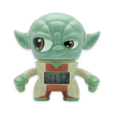 Star Wars™ Yoda Bulb Botz Small Alarm Clock