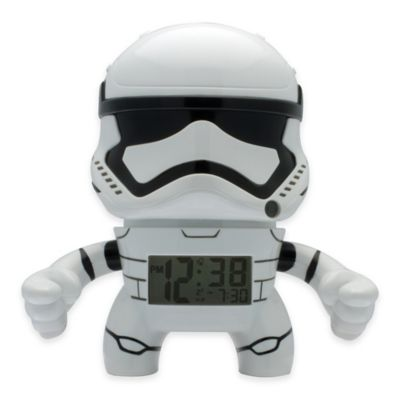 Star Wars™ Stormtrooper Bulb Botz Small Alarm Clock