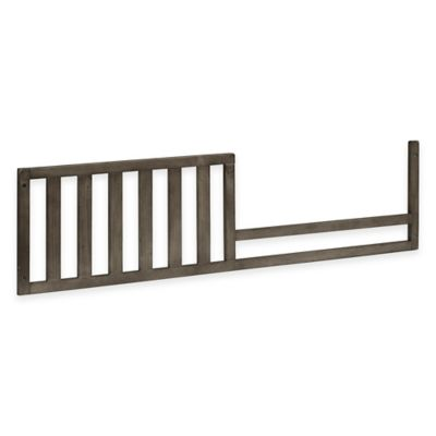 Sorelle Finley Toddler Guard Rail in Vintage Grey