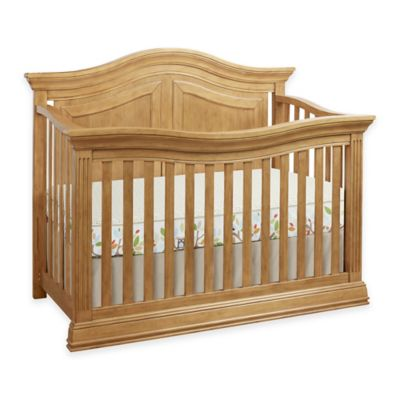 Sorelle Providence 4-in-1 Convertible Crib in Vintage Frost