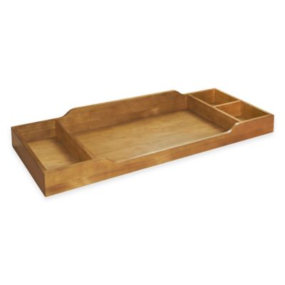 Sorelle Providence Changing Tray in Vintage Frost