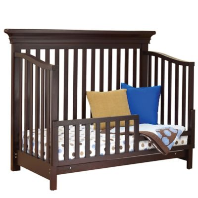 Sorelle Torino Toddler Guard Rail in Cherry