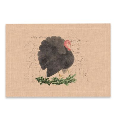 Thanksgiving Table Linens Placemats