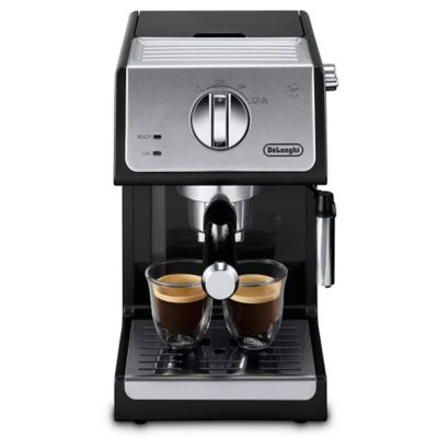 Delonghi Coffee Maker Cleaning Instructions : De Longhi ECP3220 Espresso Cappuccino Maker - Bed Bath & Beyond