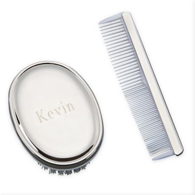 Classic 2-Piece Boys Brush and Comb Set