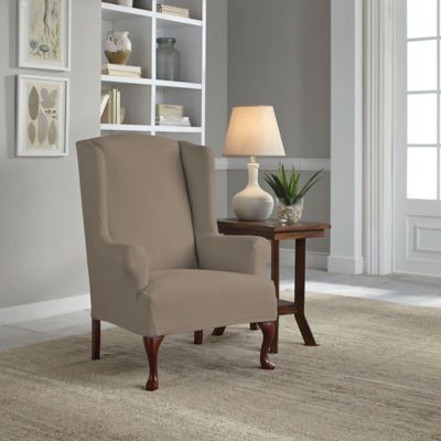 Khaki Chair Slipcovers