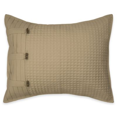 Park B. Smith Escondido Standard Pillow Sham in Linen