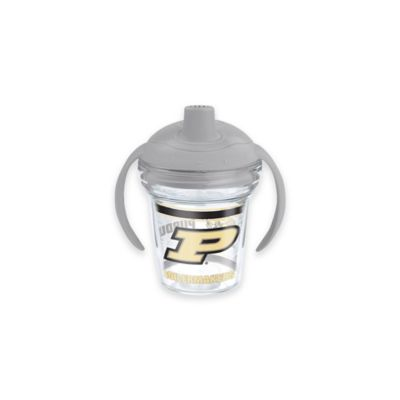 Tervis® My First Tervis™ NCAA Purdue University 6 oz. Sippy Design Cup with Lid