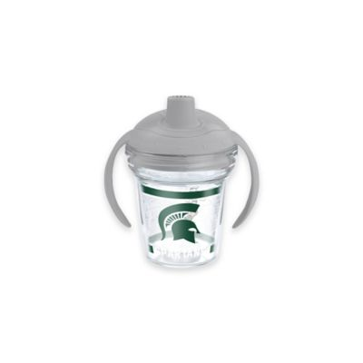 Tervis® My First Tervis™ NCAA Michigan State University 6 oz. Sippy Design Cup with Lid