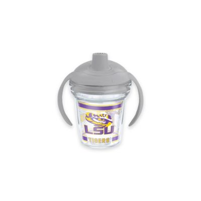 Tervis® My First Tervis™ NCAA LSU 6 oz. Sippy Design Cup with Lid