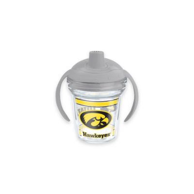 Tervis® My First Tervis™ NCAA University of Iowa 6 oz. Sippy Design Cup with Lid