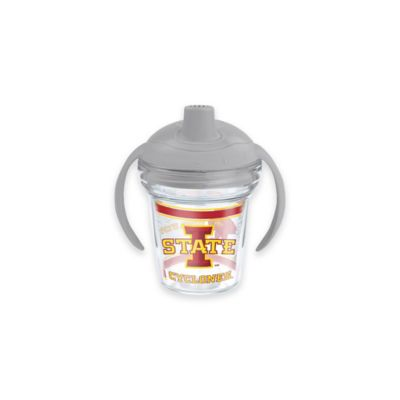 Tervis® My First Tervis™ NCAA Iowa State University 6 oz. Sippy Design Cup with Lid