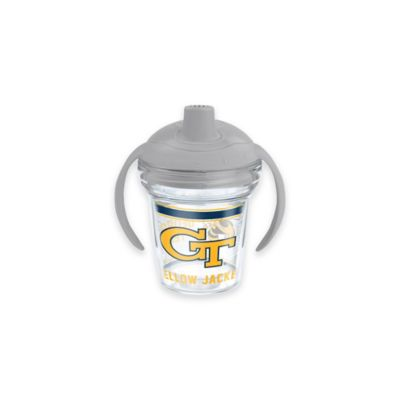 Tervis® My First Tervis™ NCAA Georgia Tech University 6 oz. Sippy Design Cup with Lid