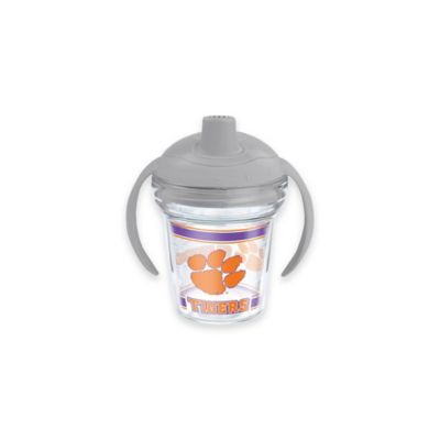 Tervis® My First Tervis™ NCAA Clemson University 6 oz. Sippy Design Cup with Lid