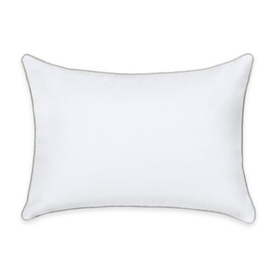 Stearns & Foster® Cotton Dobby Standard/Queen Pillow Protector in White