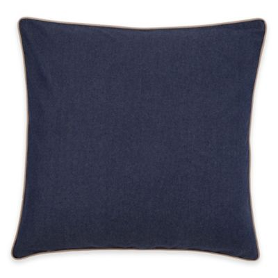 Denim Pillows for The Bed