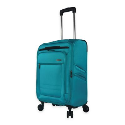 Teal Luggage Carry Ons
