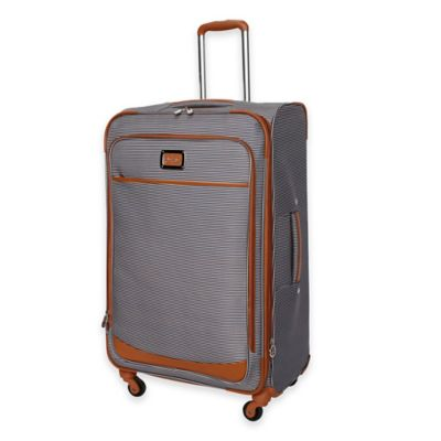 Jessica Simpson Breton 29-Inch 4-Wheel Spinner Suitcase in Navy