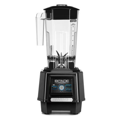 Waring® Blade Blender with 2-HP Motor and Variable Speed in Black