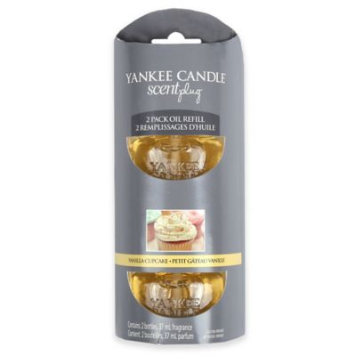 Yankee Candle® Scentplug® Vanilla Cupcake Refill (Set of 2)