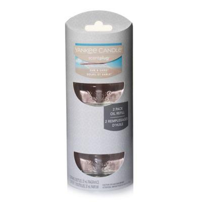 Yankee Candle® Scentplug® Sun & Sand® Refill (Set of 2)