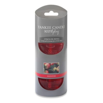 Yankee Candle® Scentplug® Macintosh Refill (Set of 2)