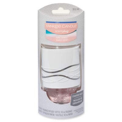 Yankee Candle® Scentplug® Pink Sands™ Base with Refill
