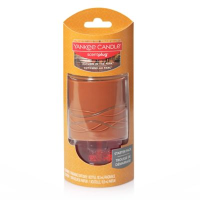 Yankee Candle® Scentplug® Autumn in the Park™ Base with Refill