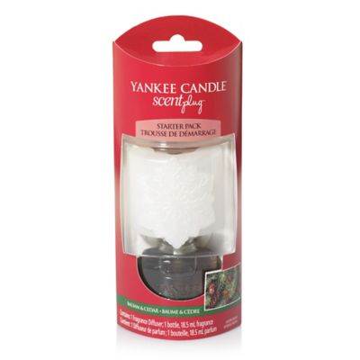 Yankee Candle® Scentplug® Balsam & Cedar Base with Refill