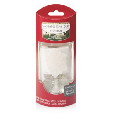 Yankee Candle® Scentplug® Sparkling Snow™ Base with Refill