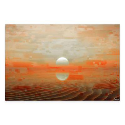 Parvez Taj Smara 60-Inch x 40-Inch Canvas Wall Art