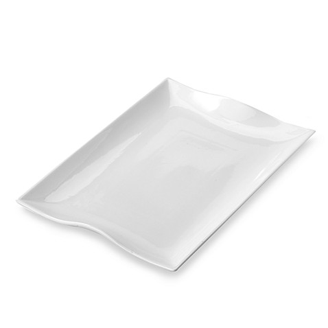 Everyday White® Rectangular Serving Platter
