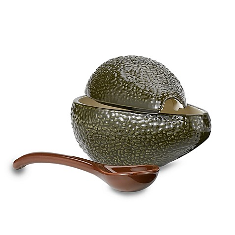 prepworks® 3-Piece Guacamole Bowl Set