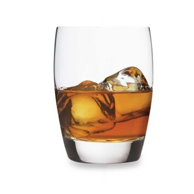 Luigi Bormioli Michelangelo Double Old Fashioned Glasses (Set of 4)
