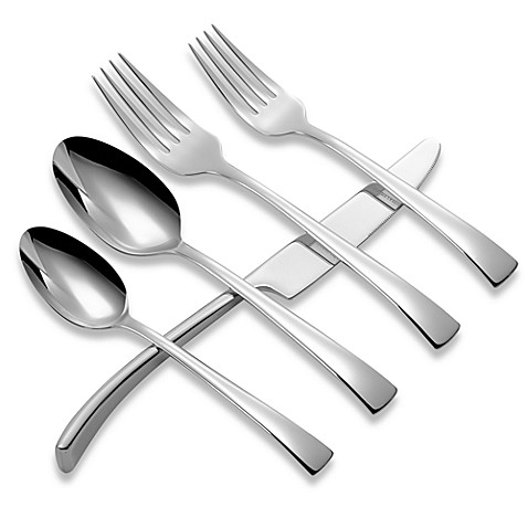 Zwilling J A Henckels Bellasera 45 Piece Flatware Set