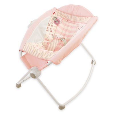 Fisher-Price® Newborn Rock 'n Play™ Sleeper in Rose Berry