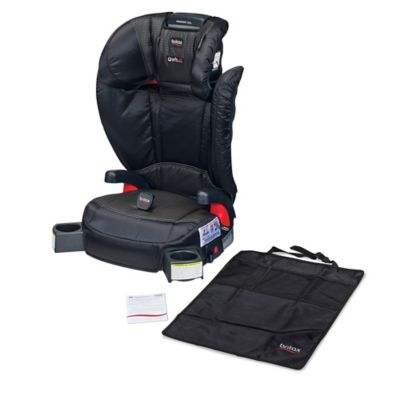 BRITAX Parkway SGL XE Belt-Positioning Booster Seat in Spade