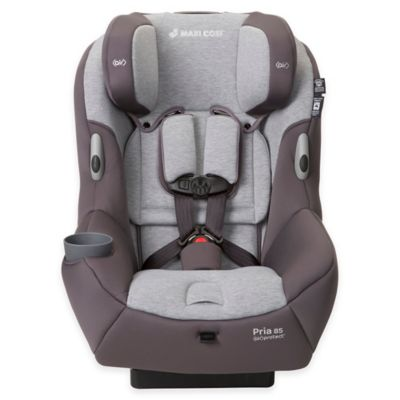 Grey Convertible Car Seats