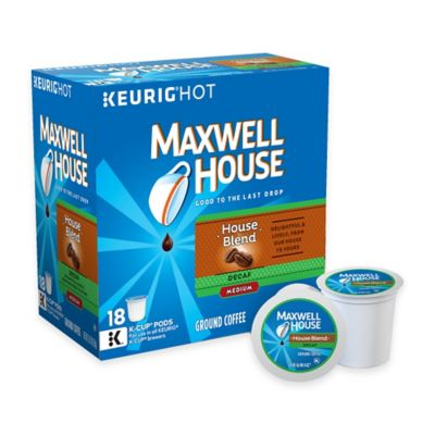 Maxwell House Coffee Accessories