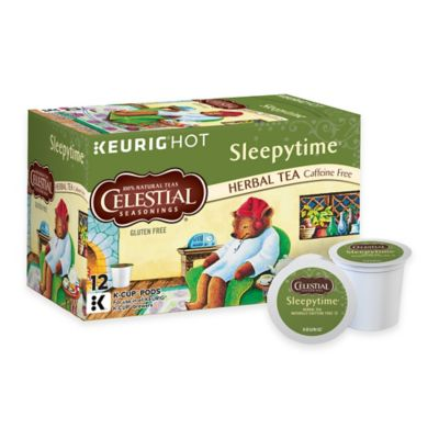 Keurig® K-Cup® Pack 12-Count Celestial Seasonings® Sleepytime® Herbal Tea