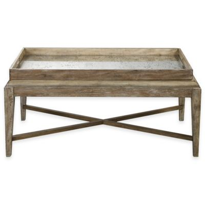 Uttermost Marek Wooden Coffee Table