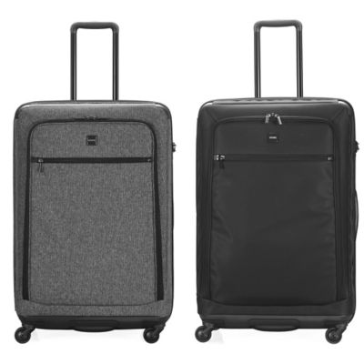 Lojel Exos III 30-Inch 4-Wheel Expandable Spinner in Ash Grey