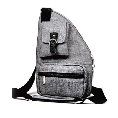 Sacs Collection Mini Metro Bag in Charcoal